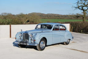1957 Jaguar Mk VIII