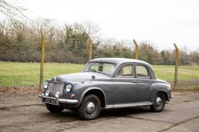1956 Rover P4