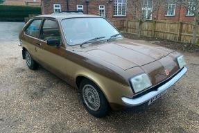 1983 Vauxhall Chevette