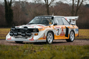 1987 Audi Sport Quattro S1 E2