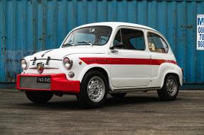 1962 Abarth Fiat 1000 TC