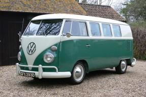 1966 Volkswagen Type 2 (T1)