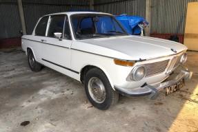 1972 BMW 1602