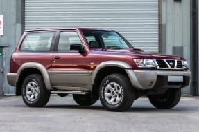 1998 Nissan Patrol