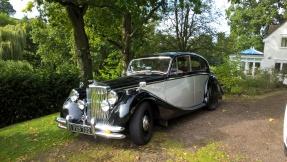 1950 Jaguar Mk V