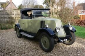 1927 Renault Type NN