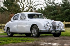 1958 Jaguar Mk I