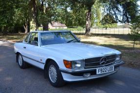 1989 Mercedes-Benz 420 SL