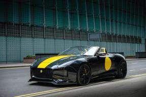 2018 Lister Jaguar LFT-C