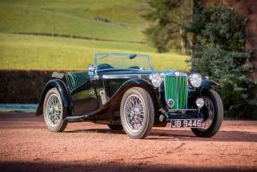 1936 MG Midget