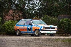 1983 Ford Fiesta
