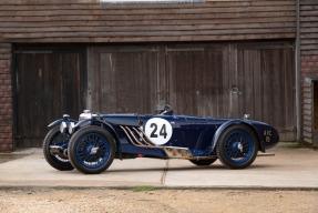 1936 Riley TT Sprite