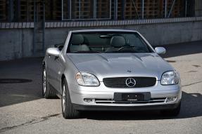 1997 Mercedes-Benz SLK 230
