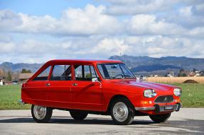 1971 Citroën Ami