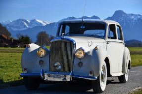1949 Bentley Mk VI