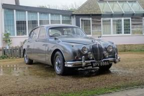 1963 Jaguar Mk II