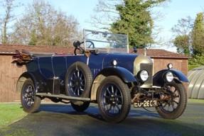 1925 Morris Cowley