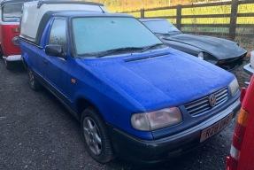 1997 Volkswagen Caddy