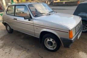 1986 Talbot Samba
