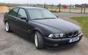 2000 BMW Alpina B10