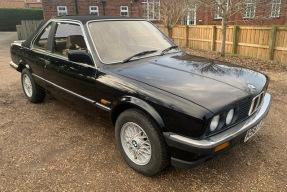 1984 BMW 320i