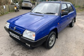 1994 Skoda Favorit