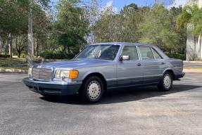 1991 Mercedes-Benz 420 SEL