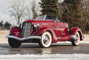 1936 Auburn Speedster Recreation