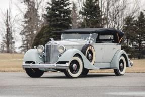 1934 Packard Eight
