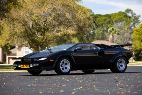 1983 Lamborghini Countach LP500 S