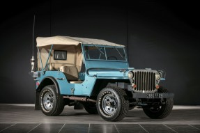1952 Willys MB Jeep