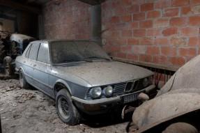 1983 BMW 524 td