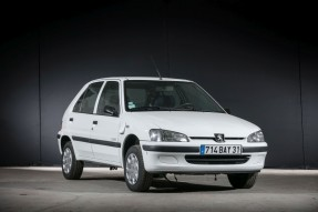 2001 Peugeot 106