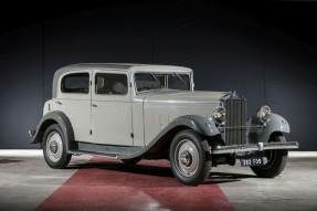 1933 Delage D6