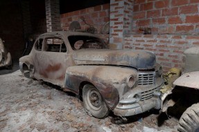 c. 1947 Lincoln Continental