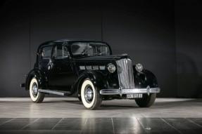 1937 Packard Model 120