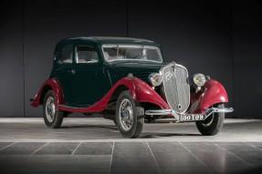 1934 Simca Fiat 11CV
