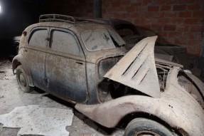 1938 Peugeot 402