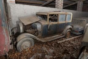 c. 1930 Citroën Type C4