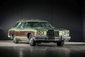1973 Pontiac Grand Safari