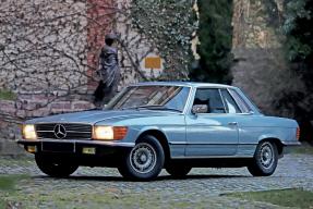 1973 Mercedes-Benz 450 SLC