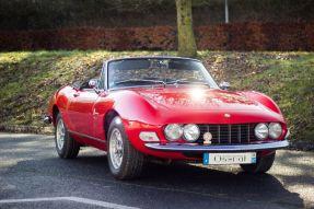1967 Fiat Dino Spider