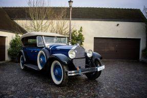 1929 Packard 633