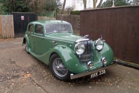 1947 Jaguar Mk IV