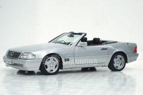 1990 Mercedes-Benz 500 SL