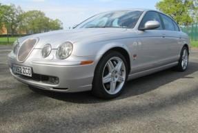 2002 Jaguar S-Type R