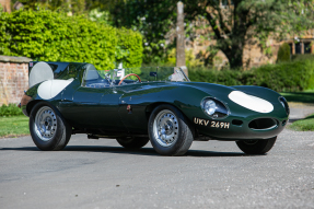 1969 Jaguar D-Type Recreation