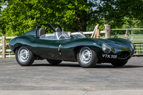 1962 Jaguar D-Type Recreation