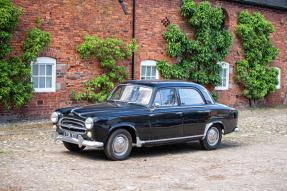 1958 Peugeot 403