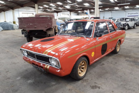 1968 Ford Lotus Cortina